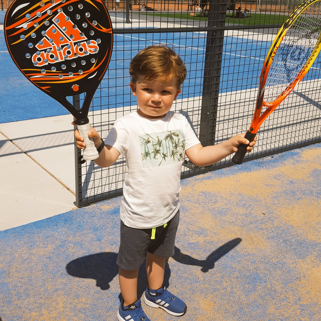 Advantages of Padel for Kids