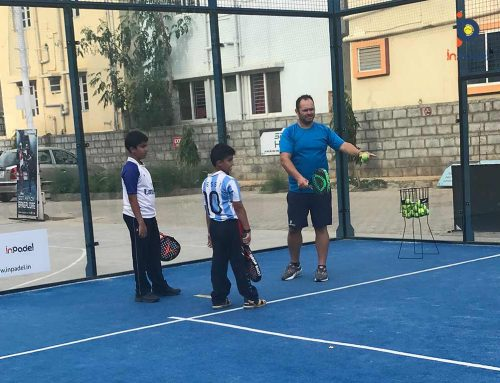 Certified Padel Training for Coaches