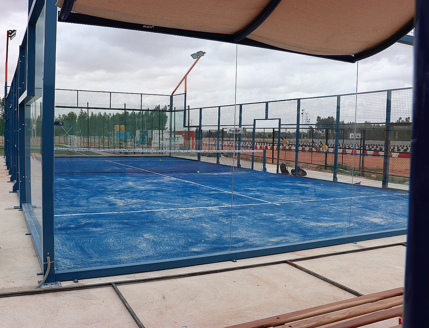Padel: Now in Hennur!