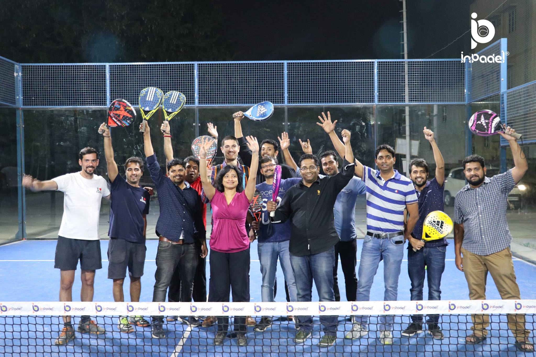 InPadel Corporate Event @SapientIndia (1)