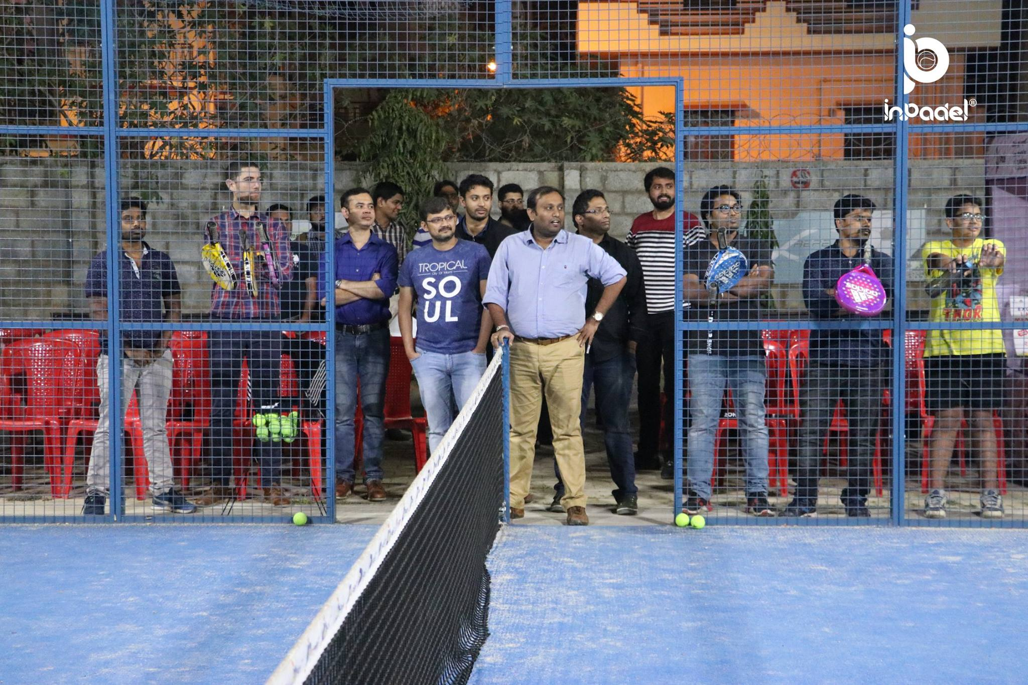 InPadel Corporate Event @SapientIndia (11)