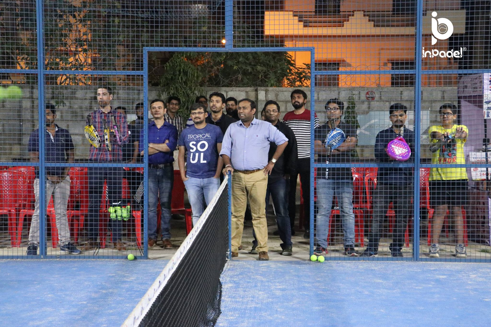 InPadel Corporate Event @SapientIndia (12)
