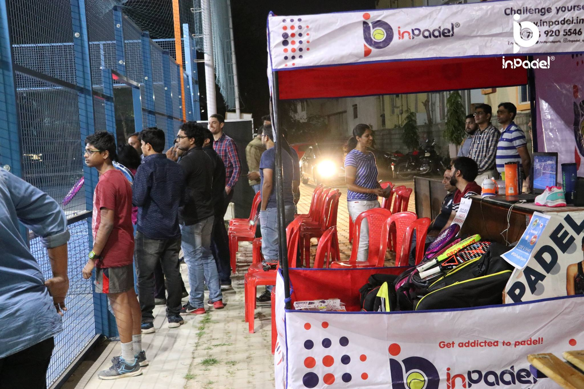 InPadel Corporate Event @SapientIndia (14)