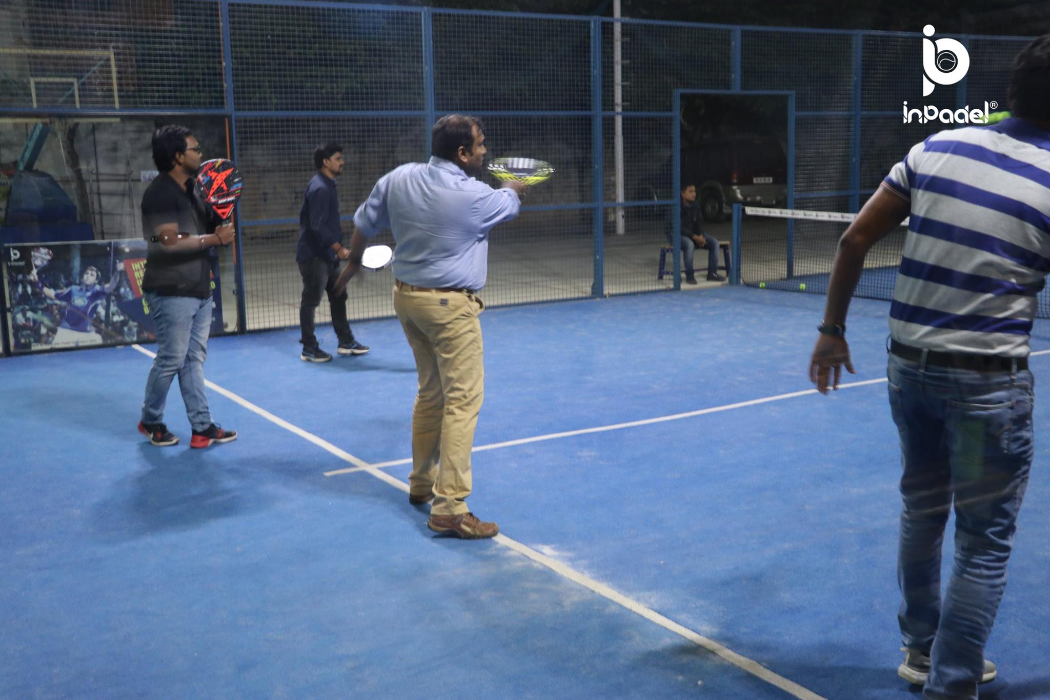 InPadel Corporate Event @SapientIndia (15)