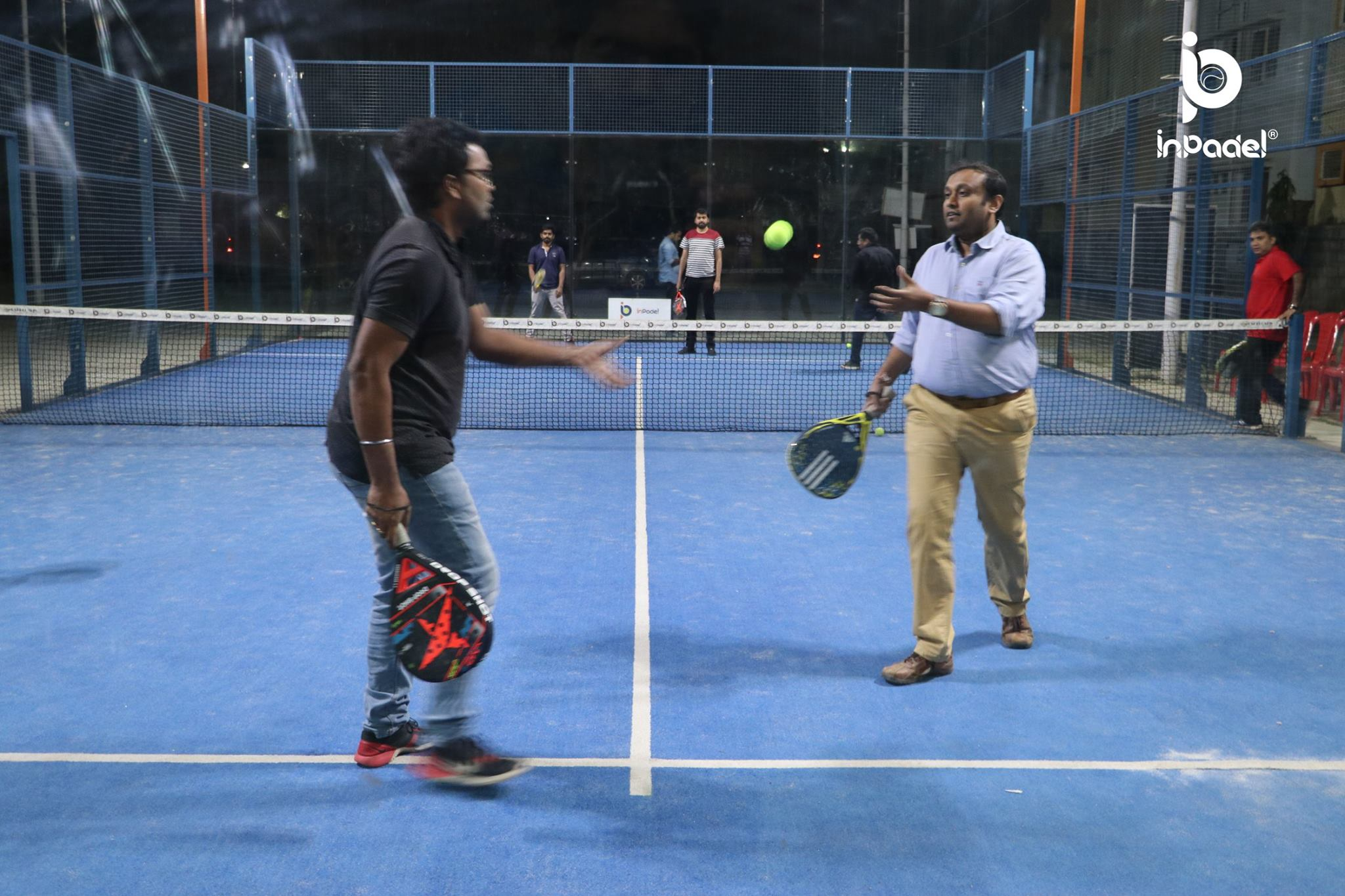 InPadel Corporate Event @SapientIndia (18)