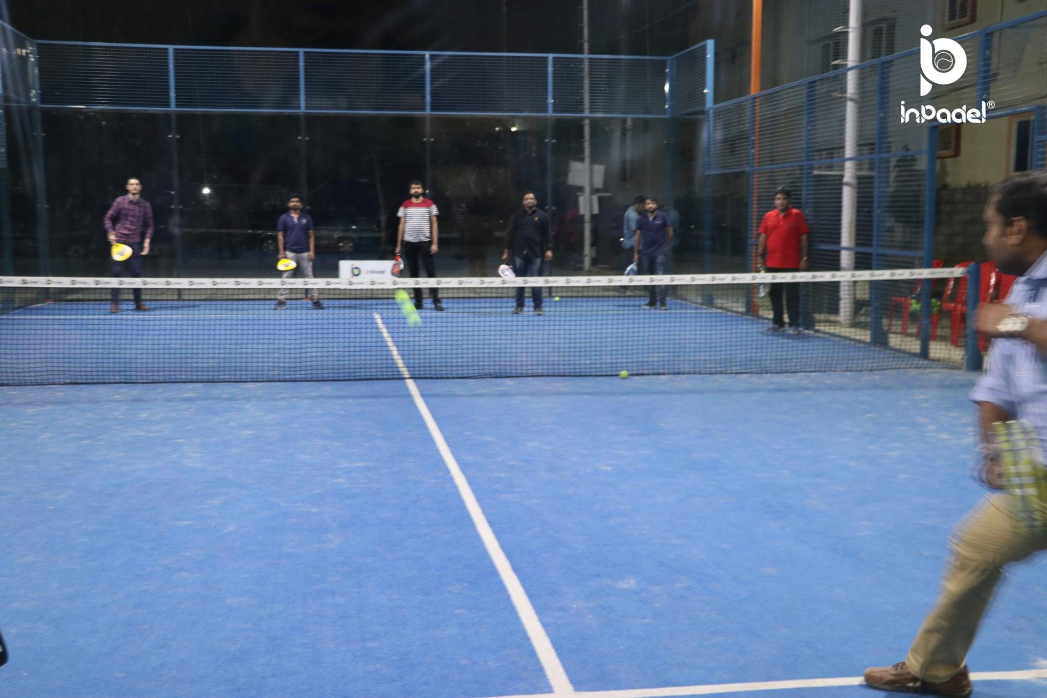 InPadel Corporate Event @SapientIndia (19)