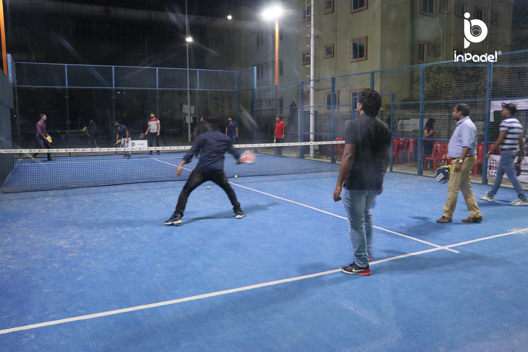 InPadel Corporate Event @SapientIndia (20)