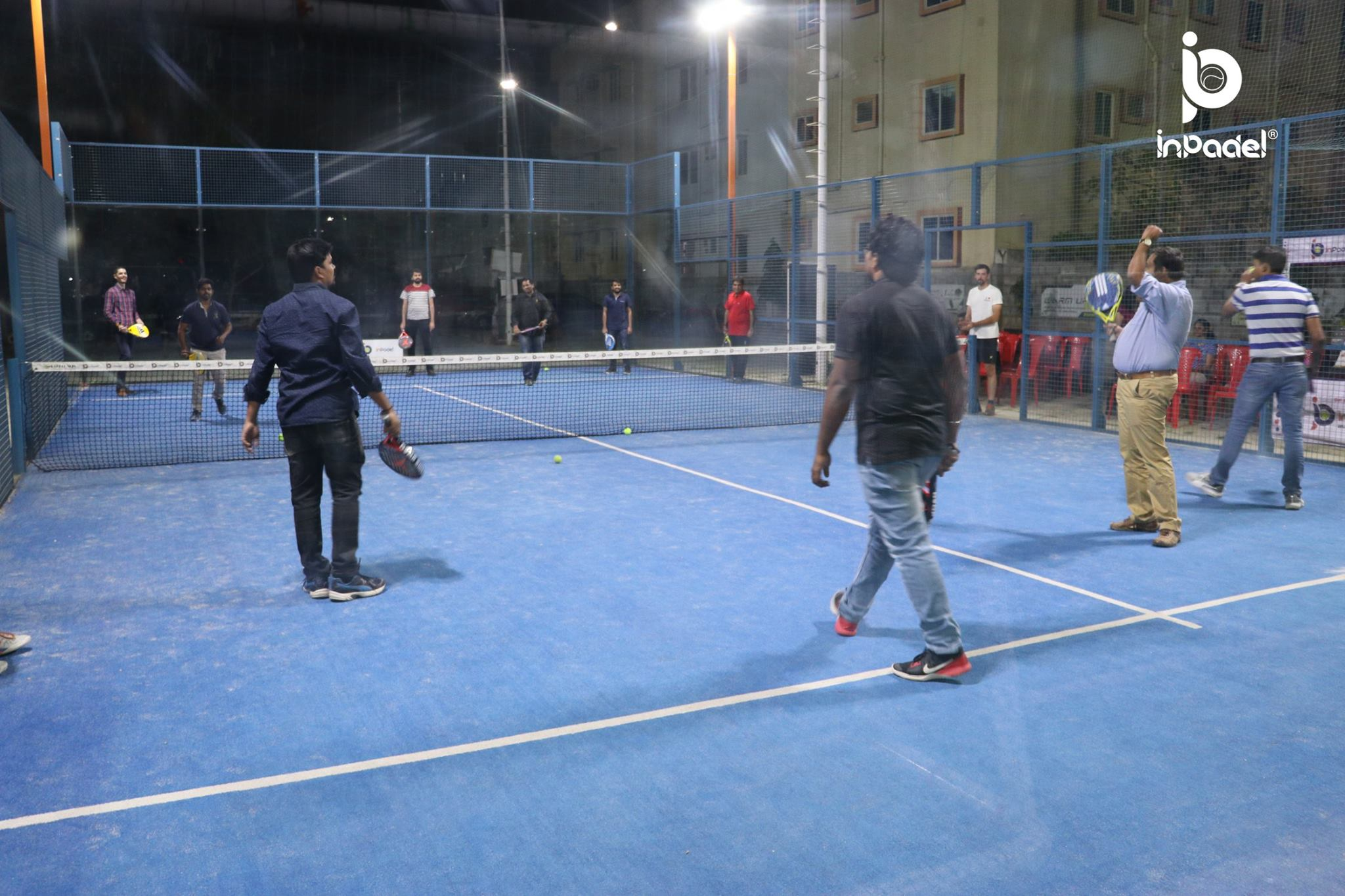 InPadel Corporate Event @SapientIndia (21)