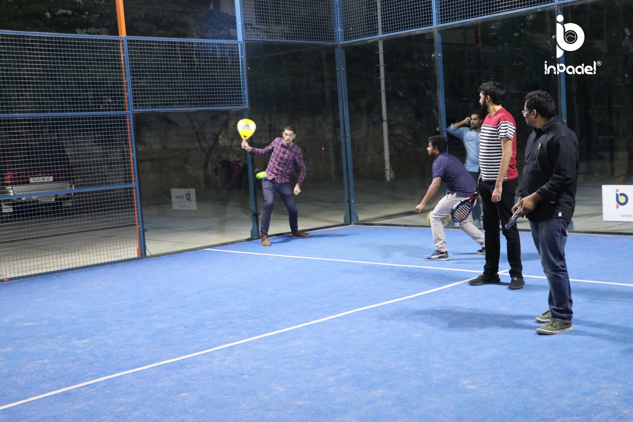 InPadel Corporate Event @SapientIndia (22)