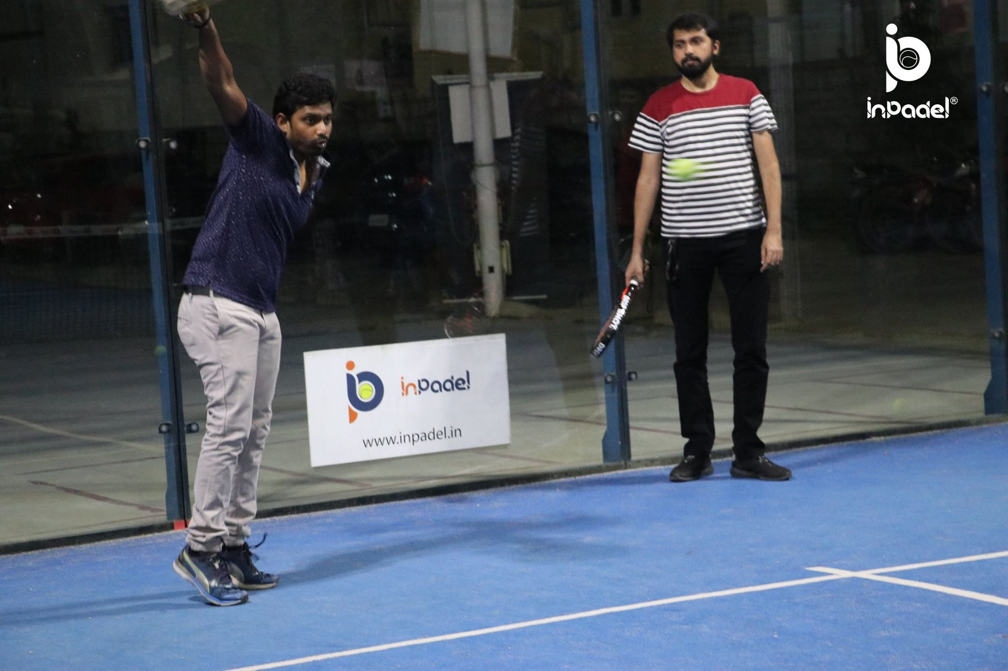InPadel Corporate Event @SapientIndia (23)