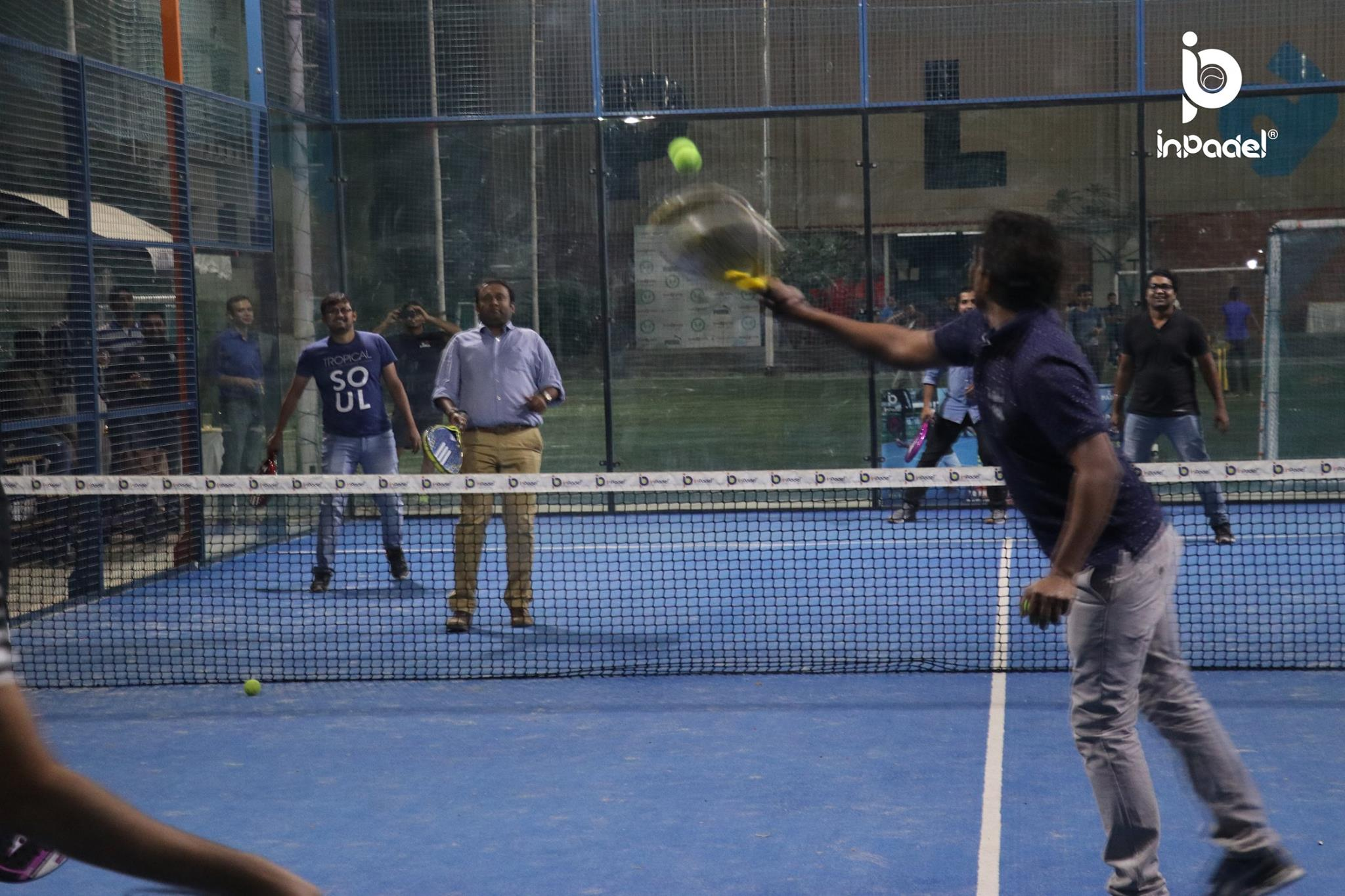 InPadel Corporate Event @SapientIndia (25)