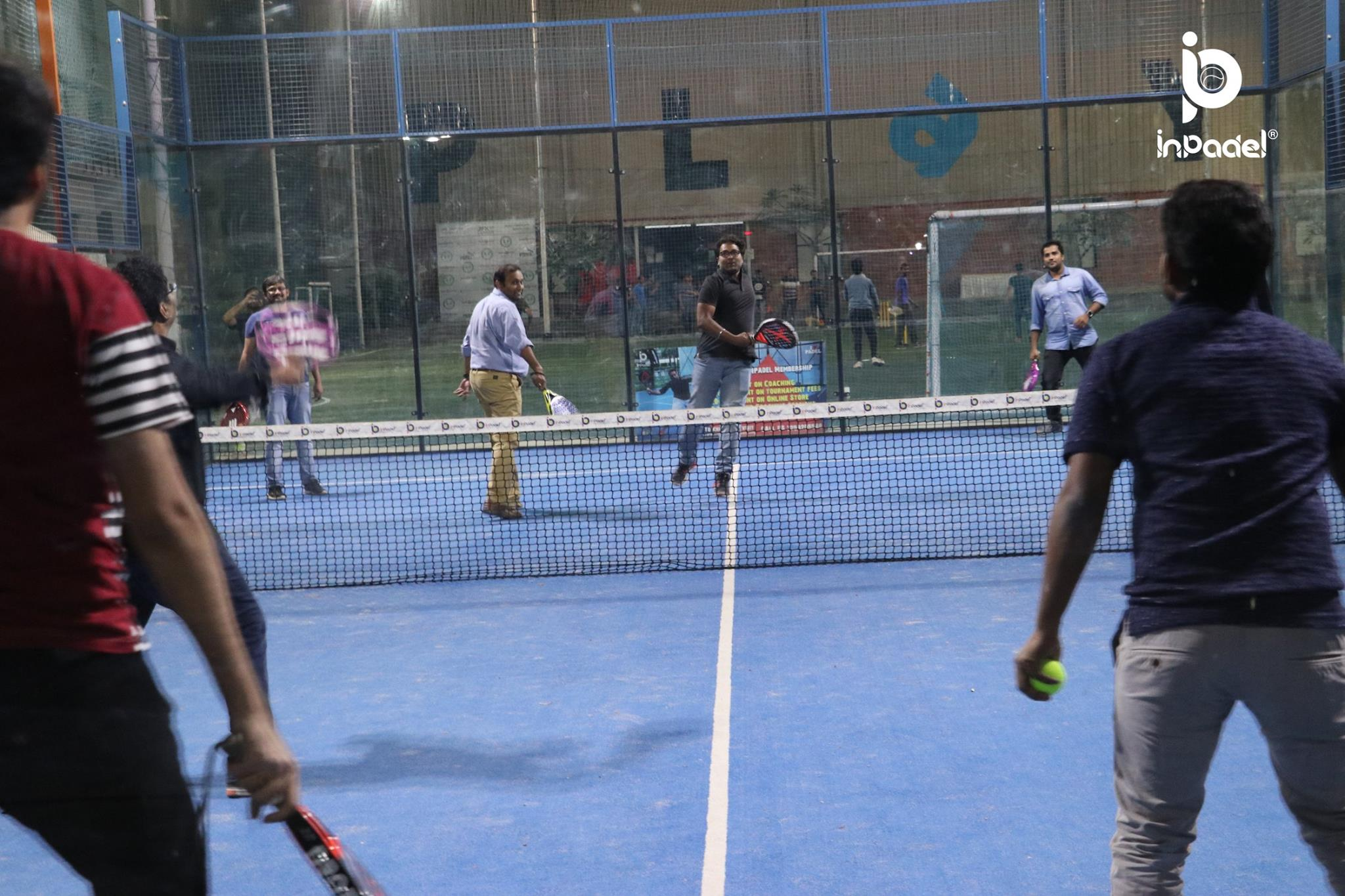 InPadel Corporate Event @SapientIndia (26)