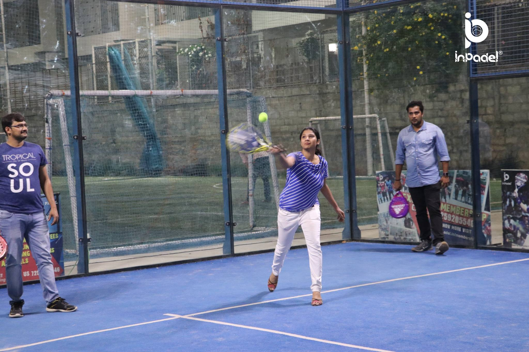 InPadel Corporate Event @SapientIndia (28)