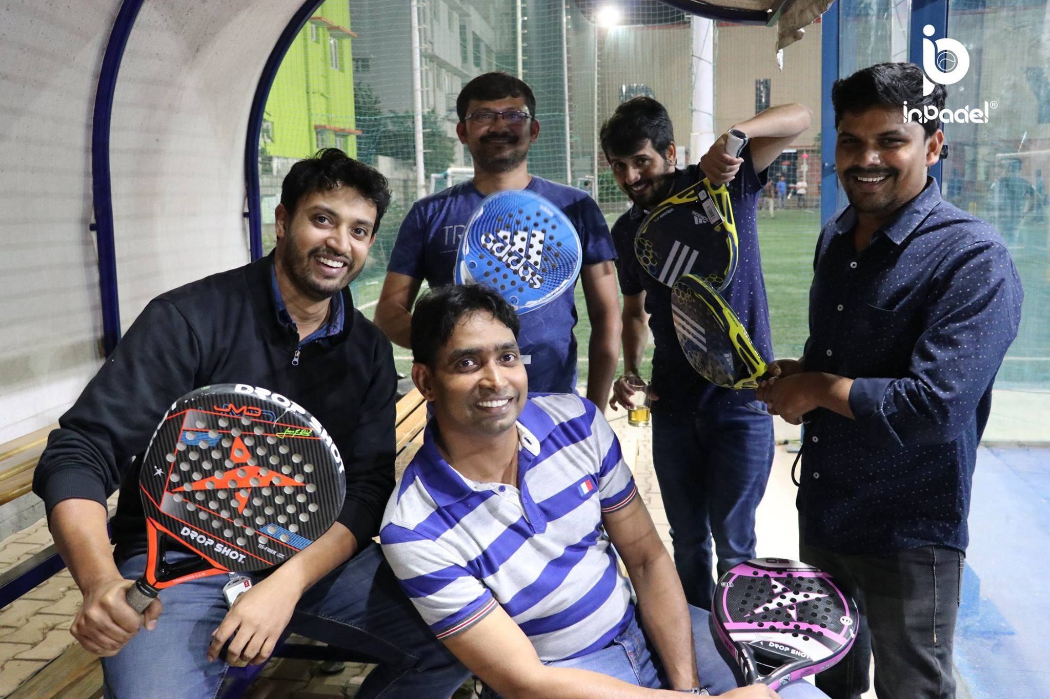 InPadel Corporate Event @SapientIndia (32)