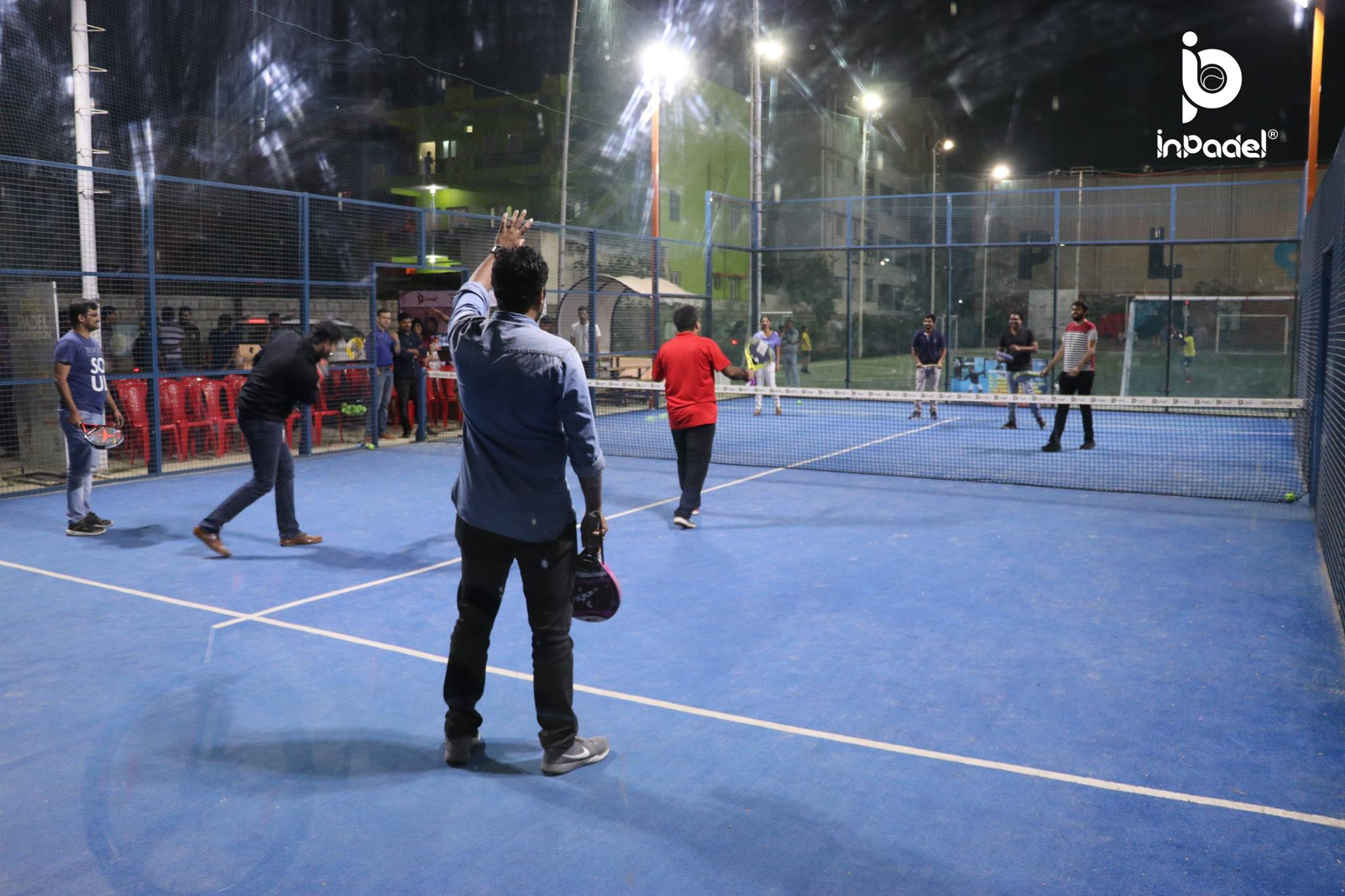 InPadel Corporate Event @SapientIndia (8)