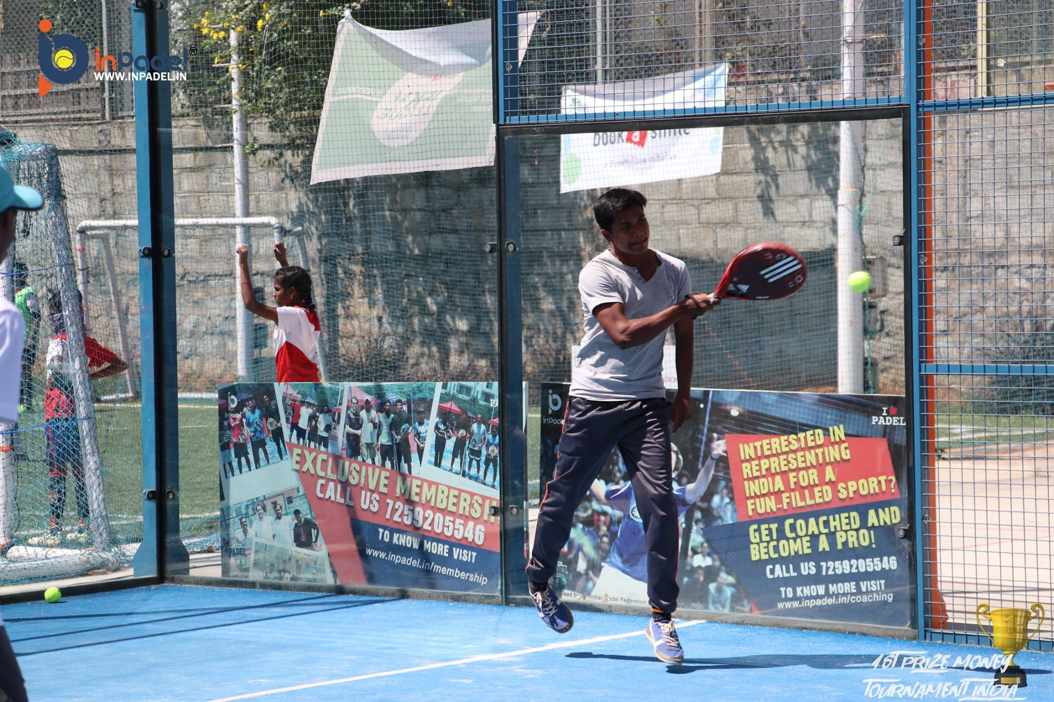 InPadel Prize Money Tournament (15)