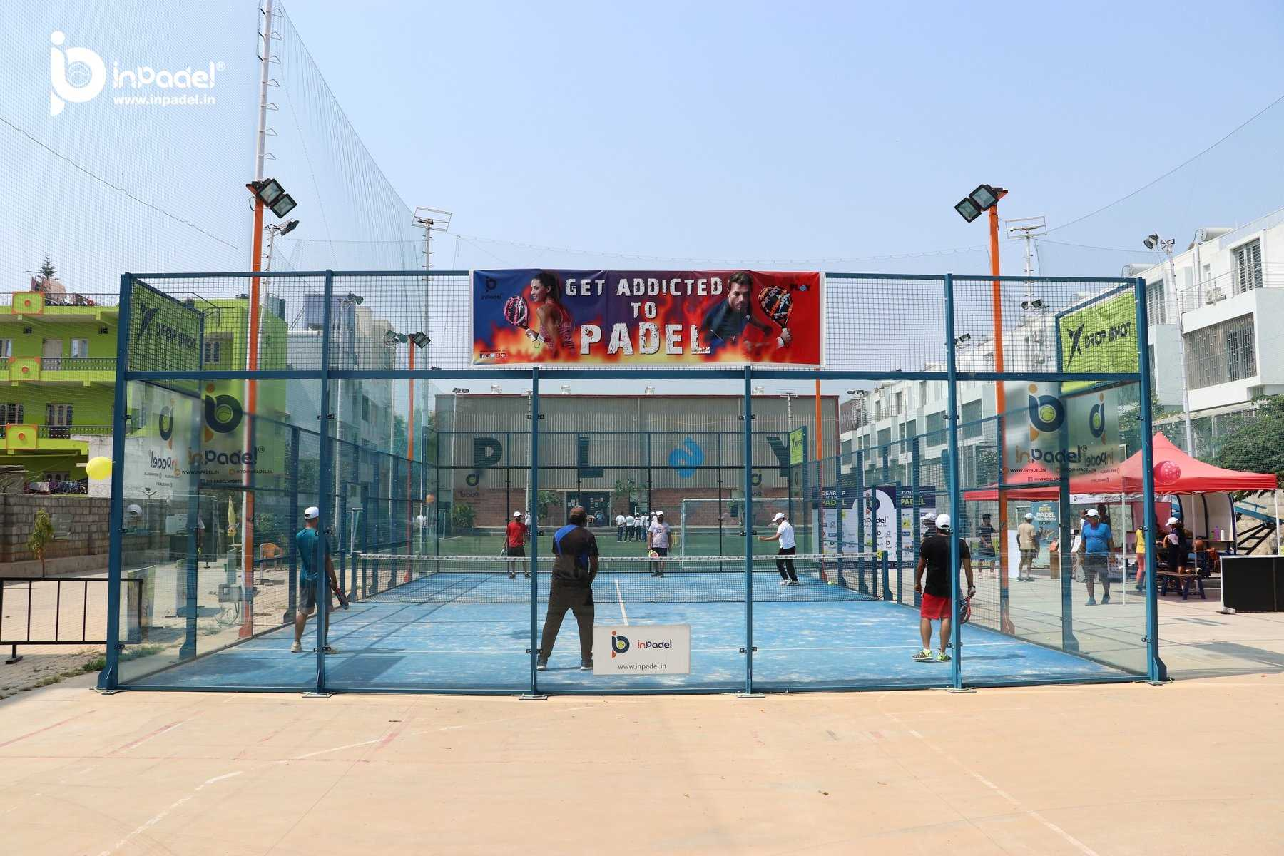 InPadel 1Yr Celebration of Padel in INDIA - Padel - Padel India (1)