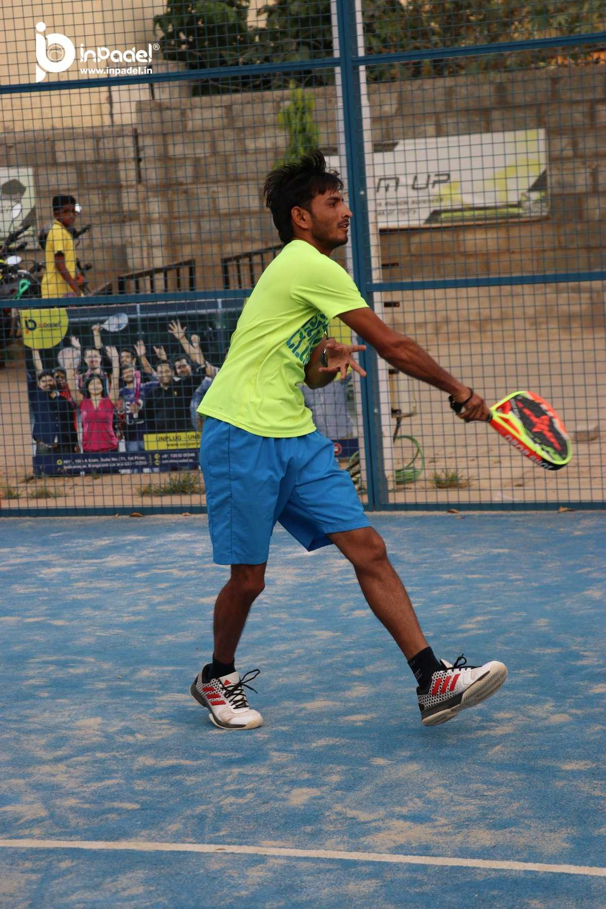 InPadel 1Yr Celebration of Padel in INDIA - Padel - Padel India (100)