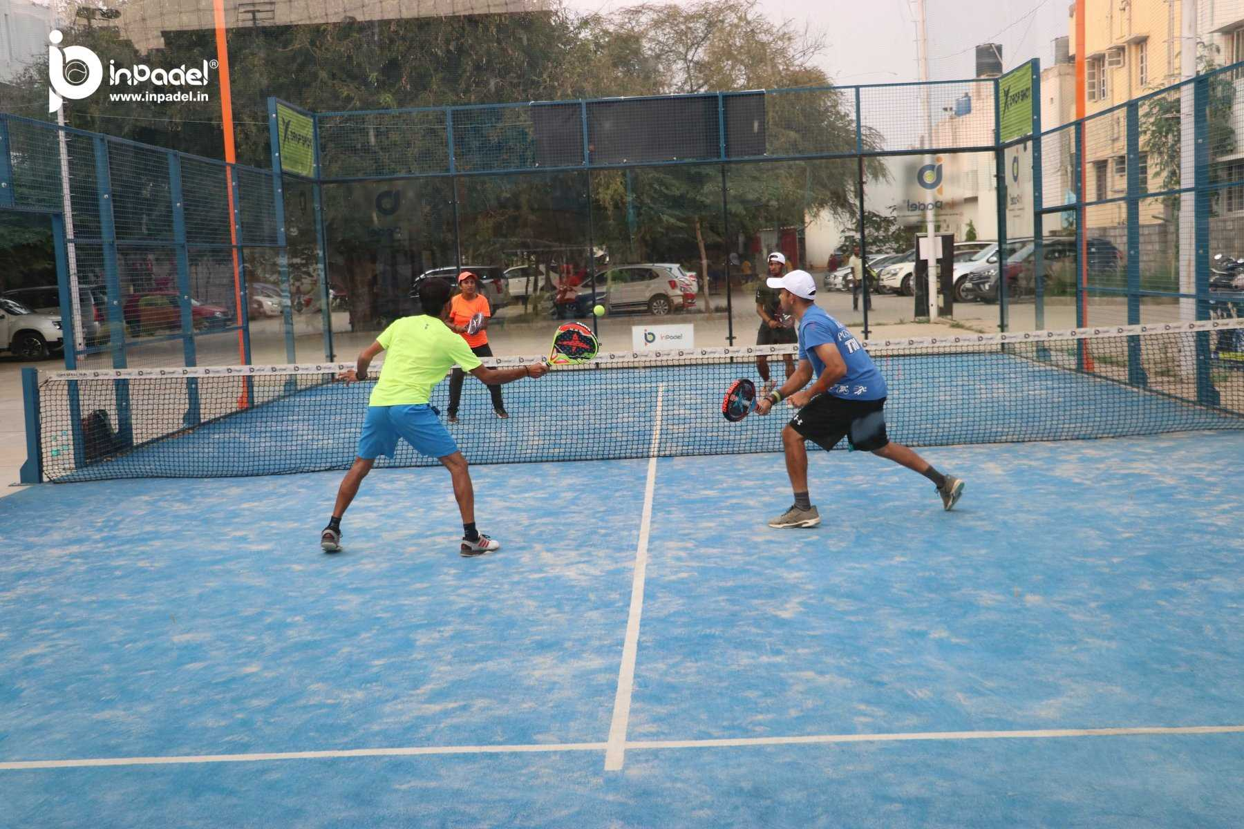 InPadel 1Yr Celebration of Padel in INDIA - Padel - Padel India (105)
