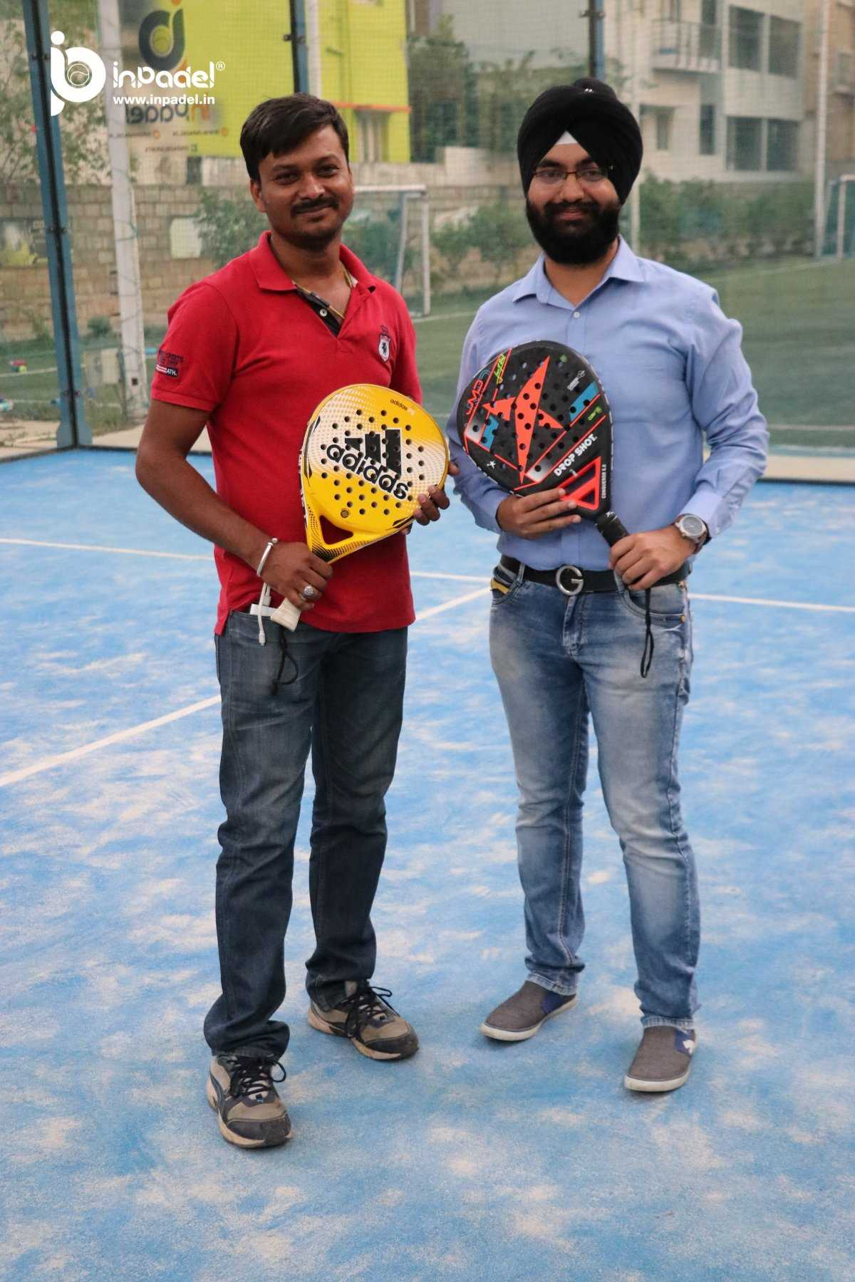 InPadel 1Yr Celebration of Padel in INDIA - Padel - Padel India (109)