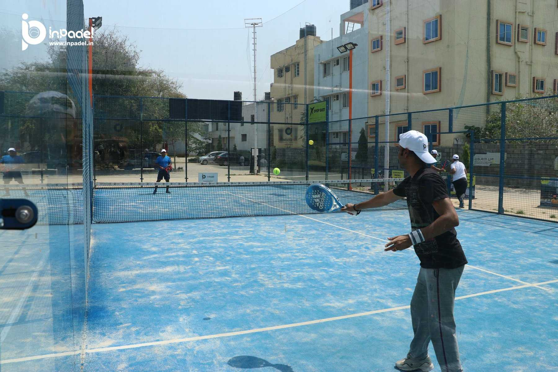 InPadel 1Yr Celebration of Padel in INDIA - Padel - Padel India (11)