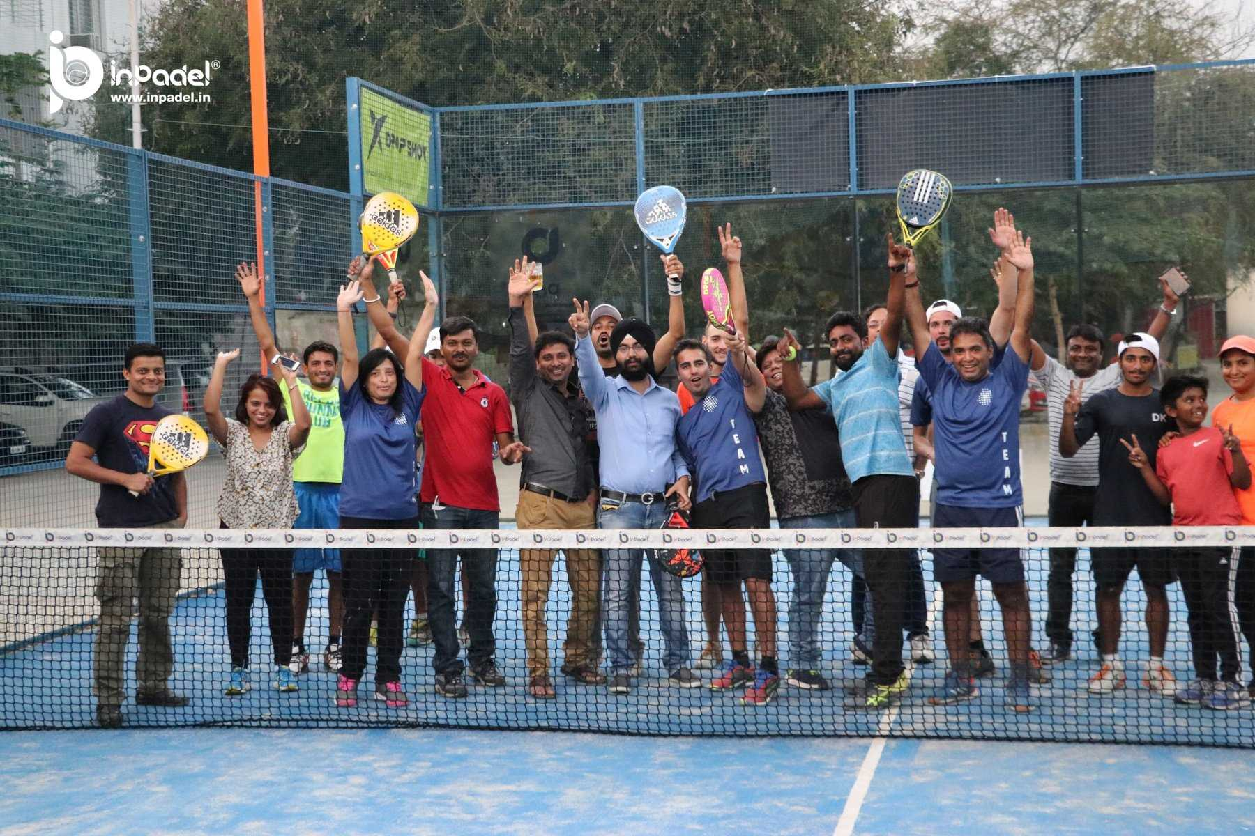 InPadel 1Yr Celebration of Padel in INDIA - Padel - Padel India (110)