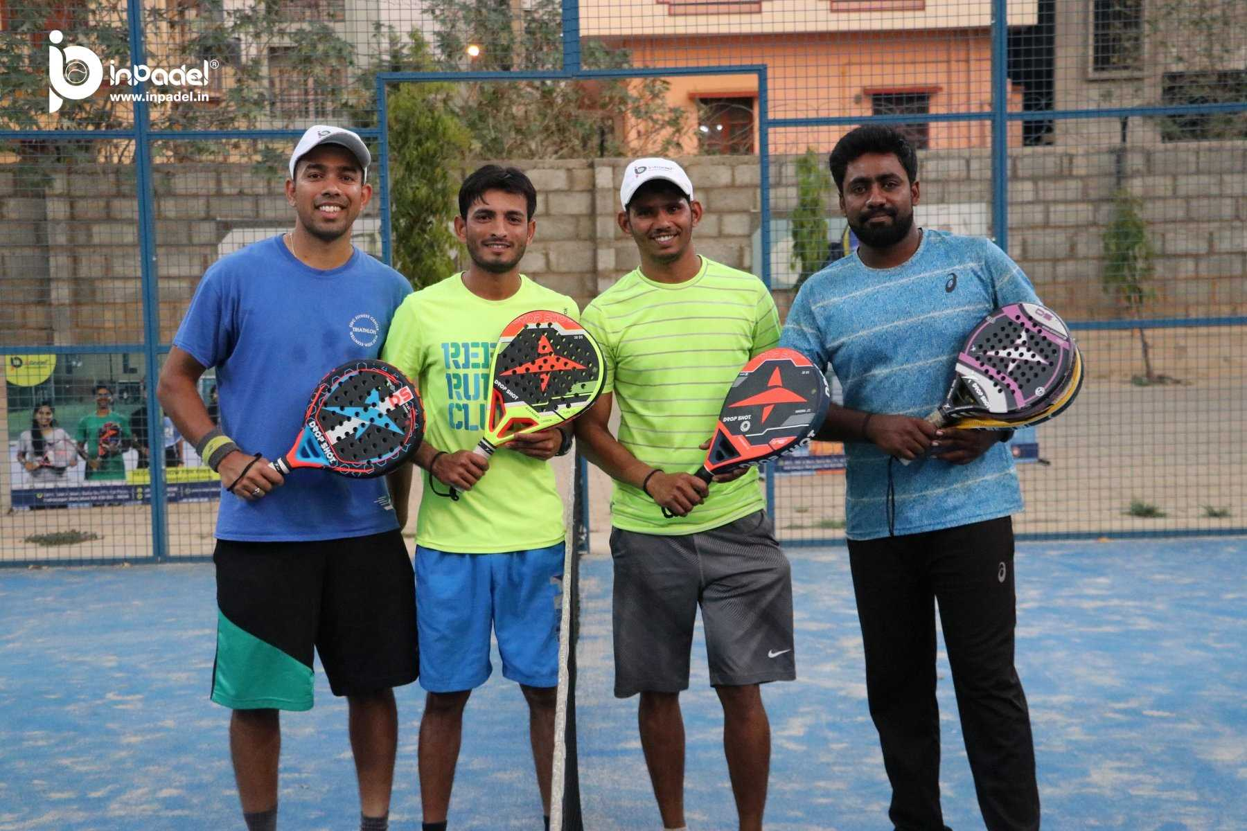 InPadel 1Yr Celebration of Padel in INDIA - Padel - Padel India (111)