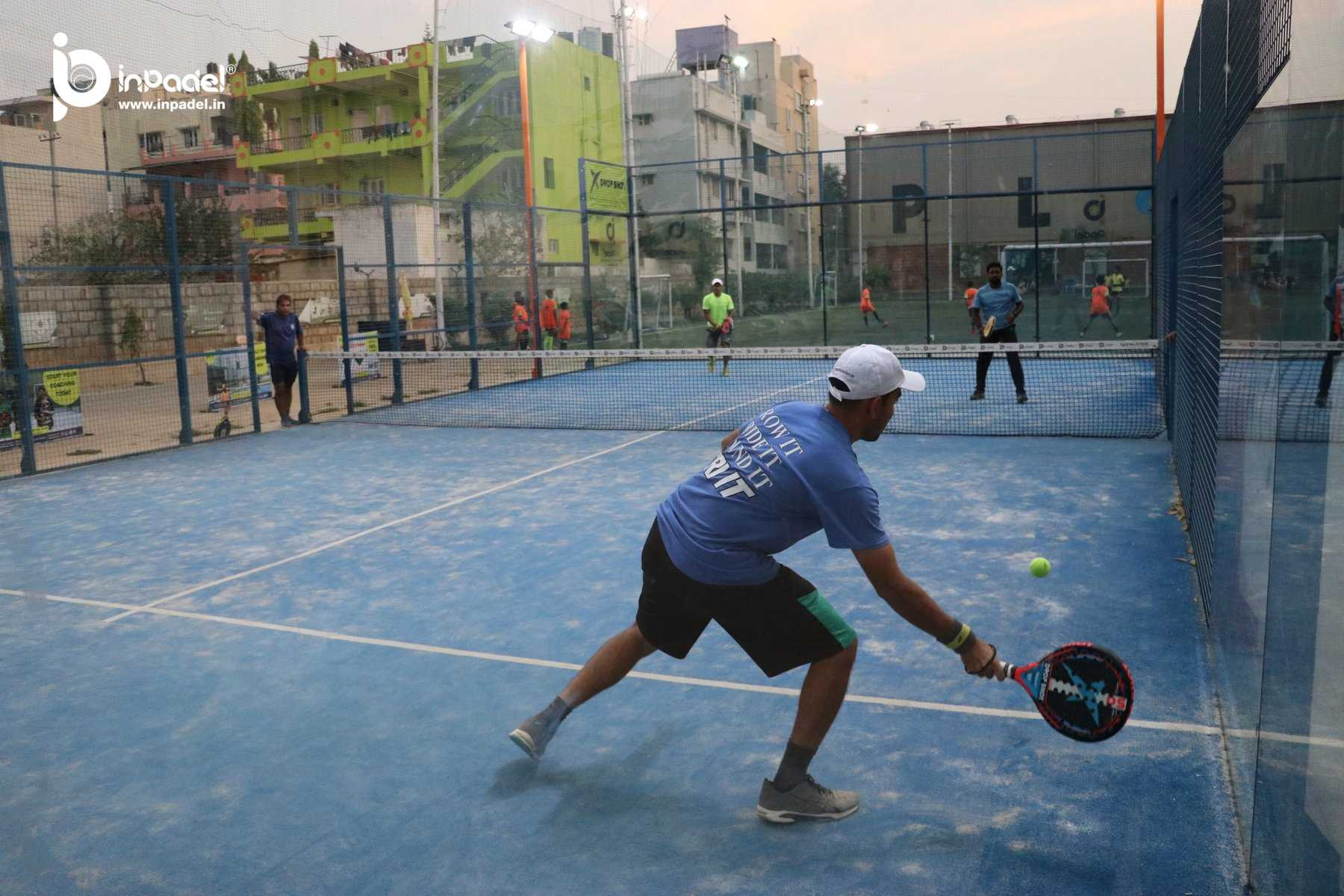 InPadel 1Yr Celebration of Padel in INDIA - Padel - Padel India (112)