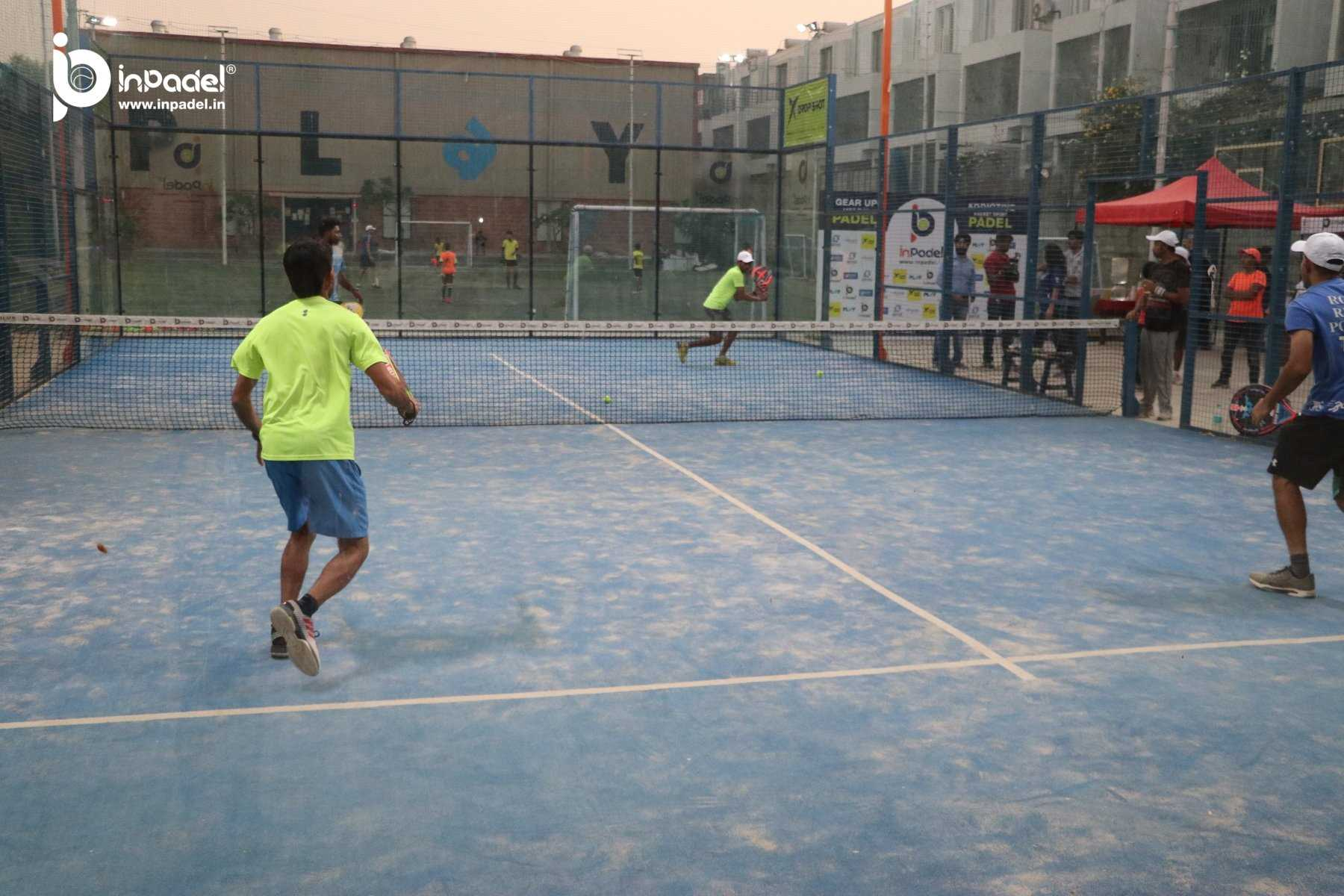 InPadel 1Yr Celebration of Padel in INDIA - Padel - Padel India (113)