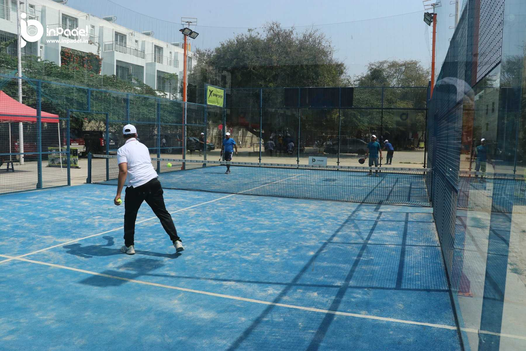 InPadel 1Yr Celebration of Padel in INDIA - Padel - Padel India (12)