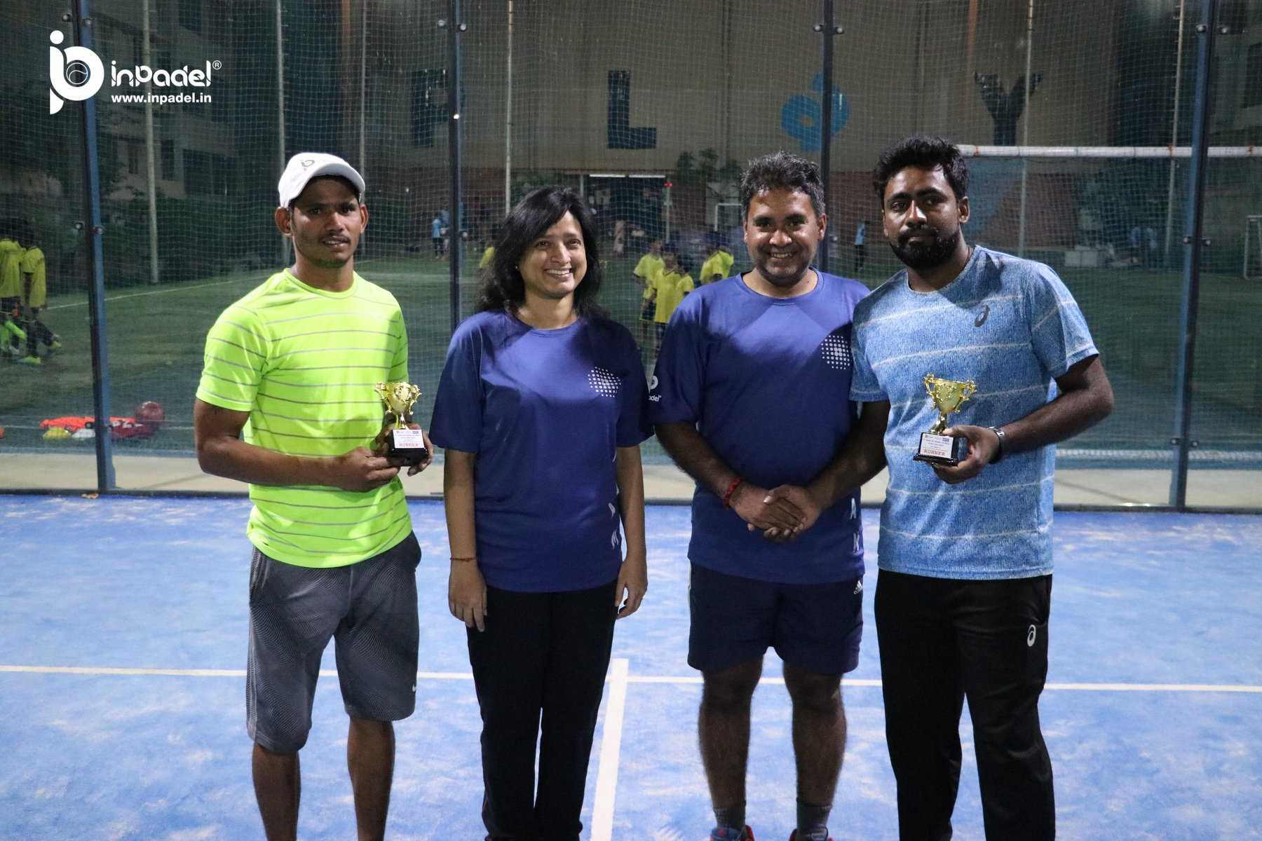 InPadel 1Yr Celebration of Padel in INDIA - Padel - Padel India (120)