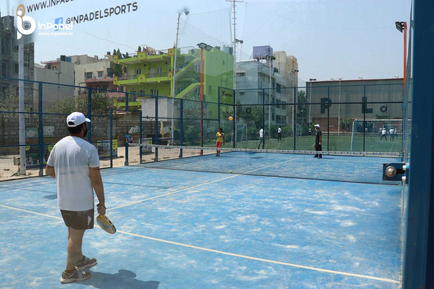InPadel 1Yr Celebration of Padel in INDIA - Padel - Padel India (13)