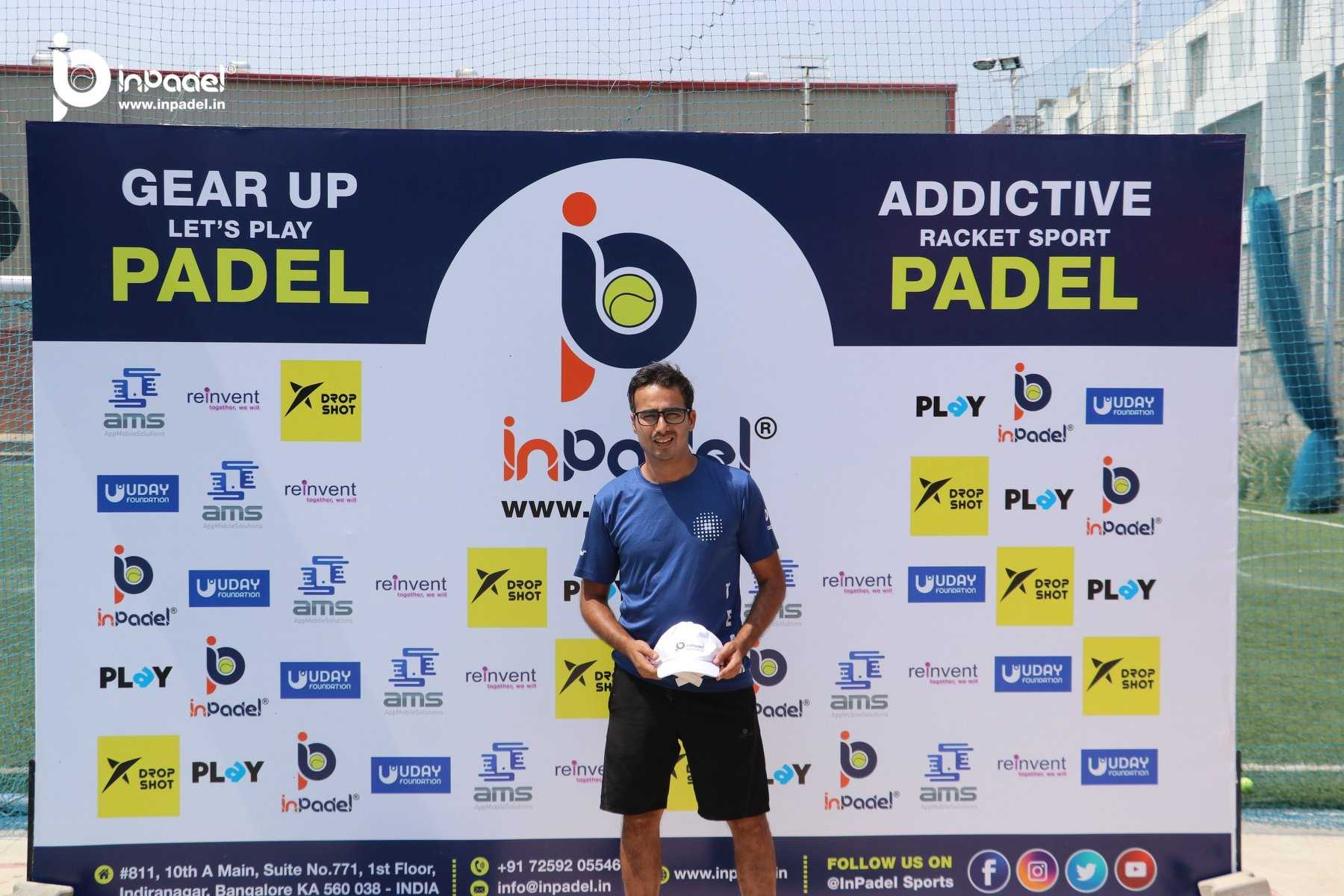 InPadel 1Yr Celebration of Padel in INDIA - Padel - Padel India (20)