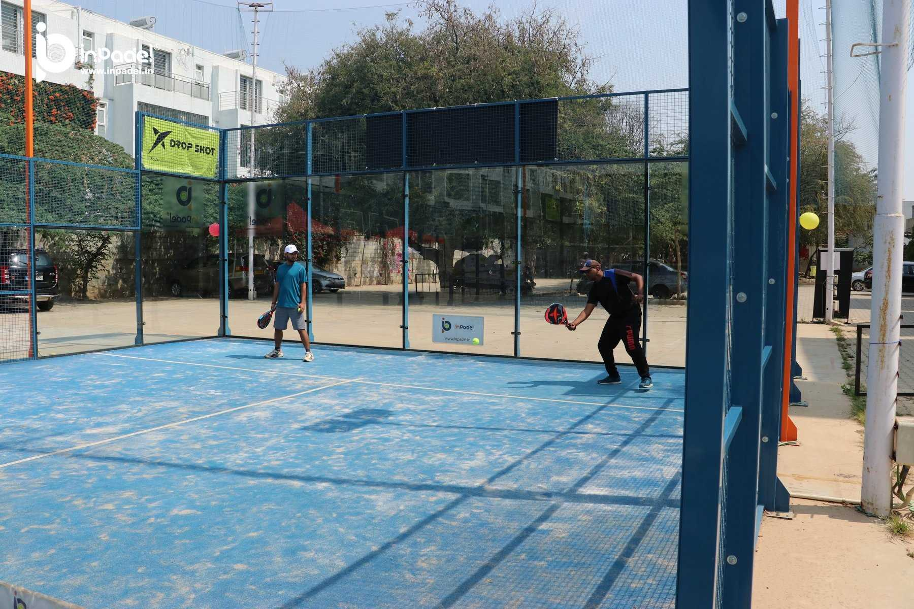 InPadel 1Yr Celebration of Padel in INDIA - Padel - Padel India (3)