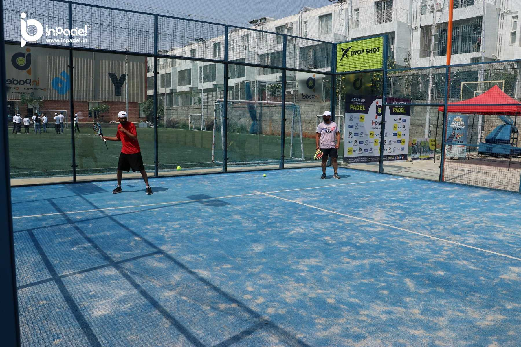 InPadel 1Yr Celebration of Padel in INDIA - Padel - Padel India (4)