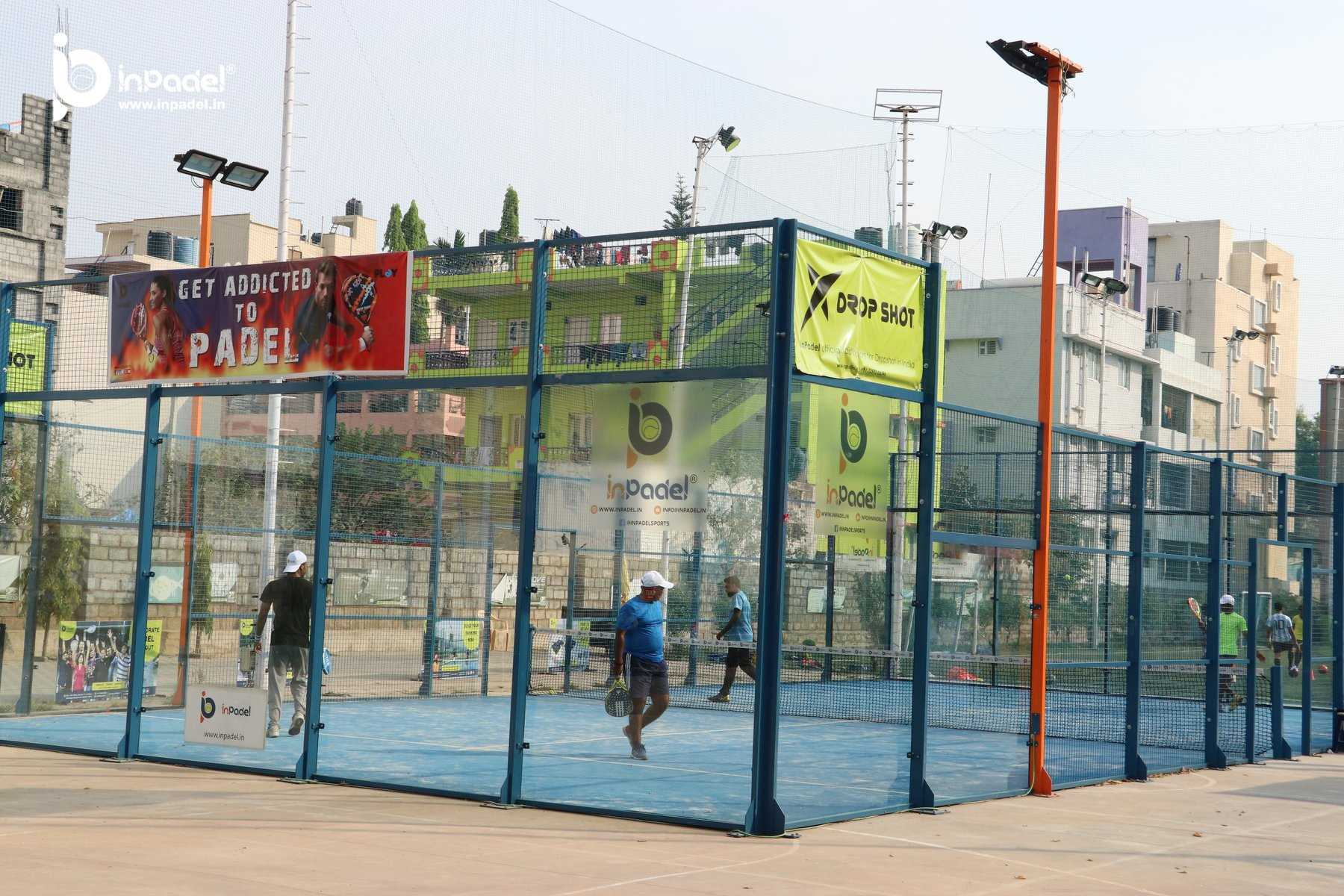 InPadel 1Yr Celebration of Padel in INDIA - Padel - Padel India (49)