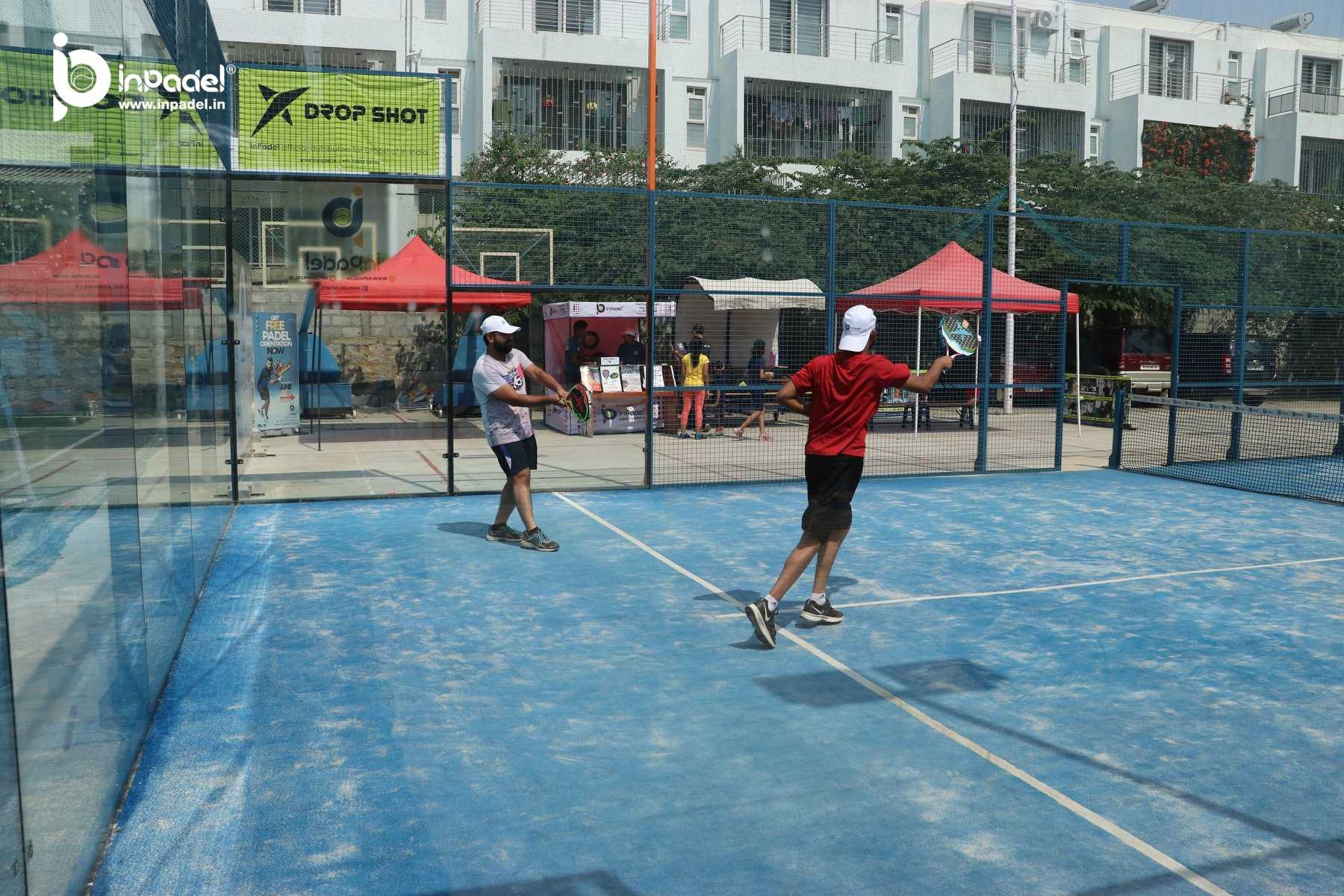 InPadel 1Yr Celebration of Padel in INDIA - Padel - Padel India (5)