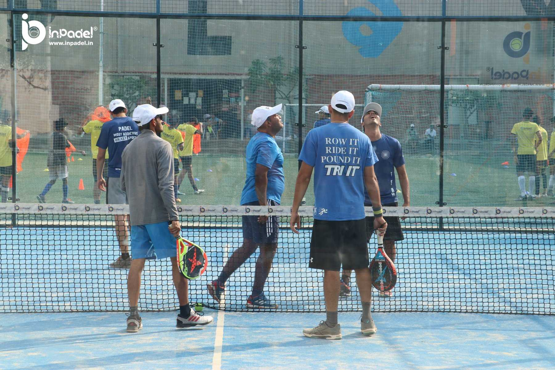 InPadel 1Yr Celebration of Padel in INDIA - Padel - Padel India (52)
