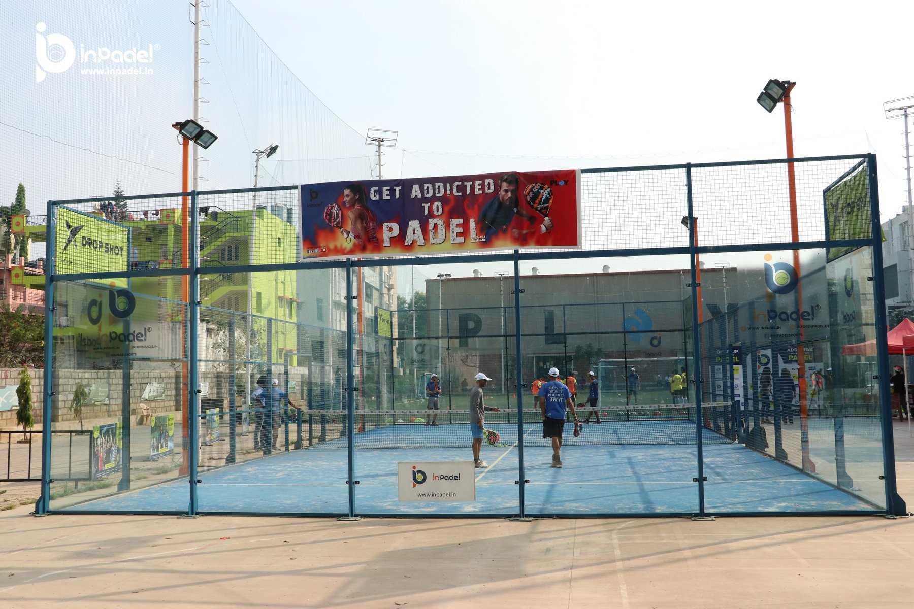 InPadel 1Yr Celebration of Padel in INDIA - Padel - Padel India (53)