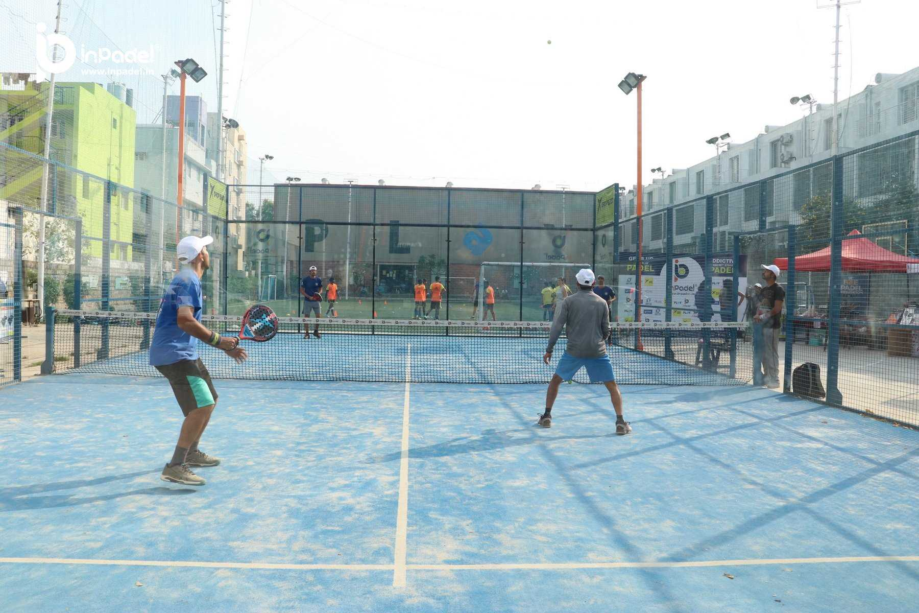 InPadel 1Yr Celebration of Padel in INDIA - Padel - Padel India (55)