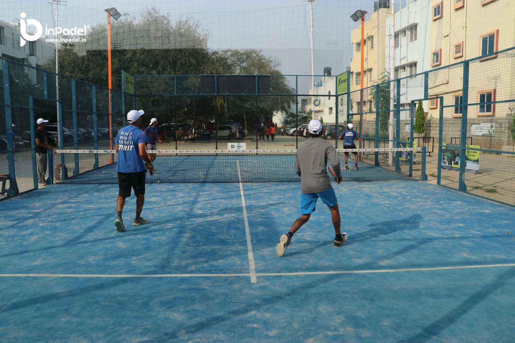 InPadel 1Yr Celebration of Padel in INDIA - Padel - Padel India (59)