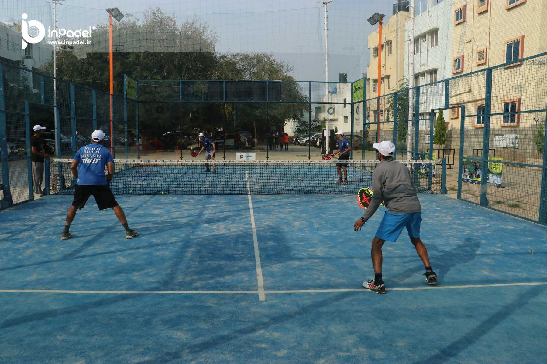 InPadel 1Yr Celebration of Padel in INDIA - Padel - Padel India (60)