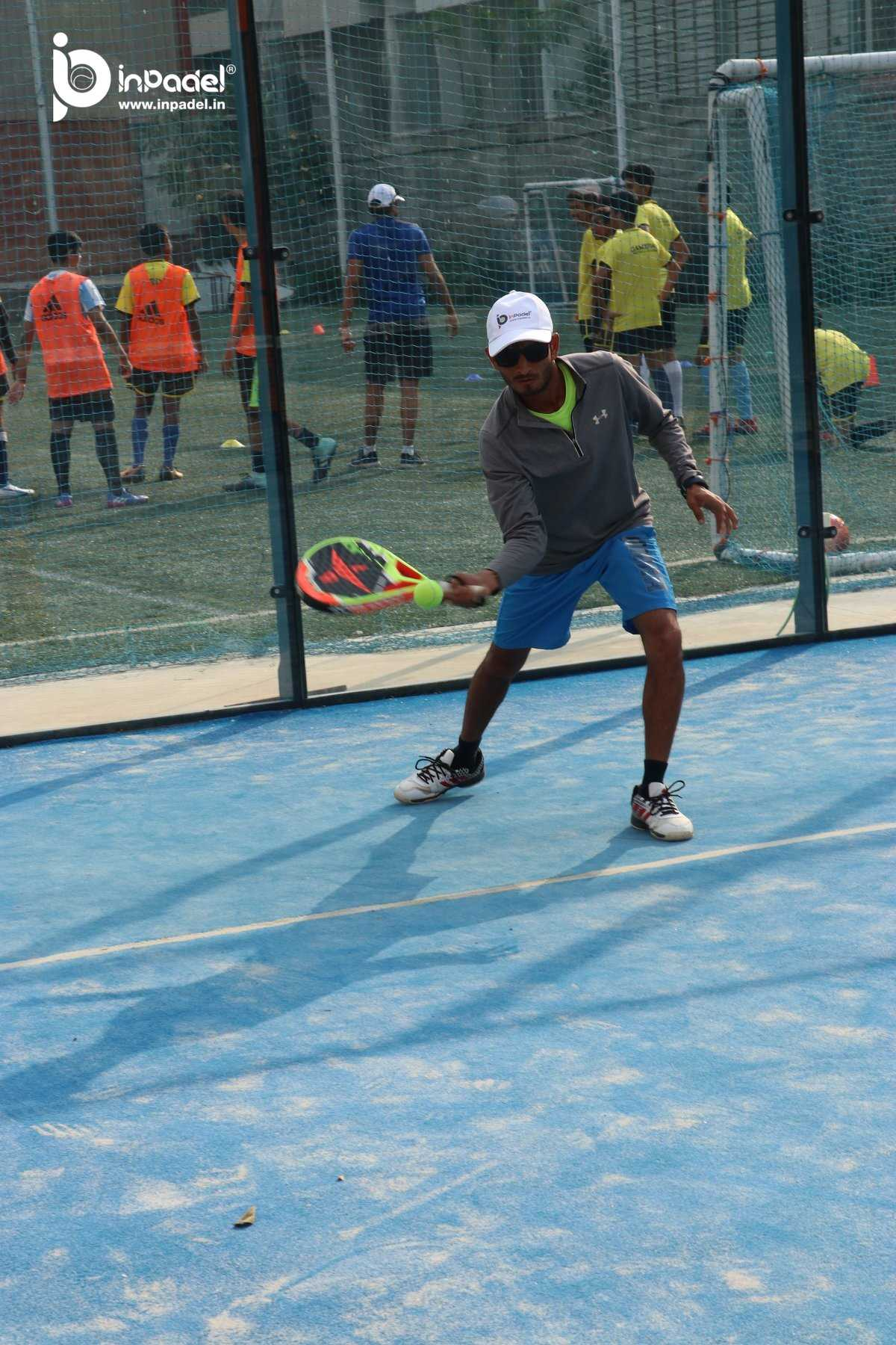 InPadel 1Yr Celebration of Padel in INDIA - Padel - Padel India (61)