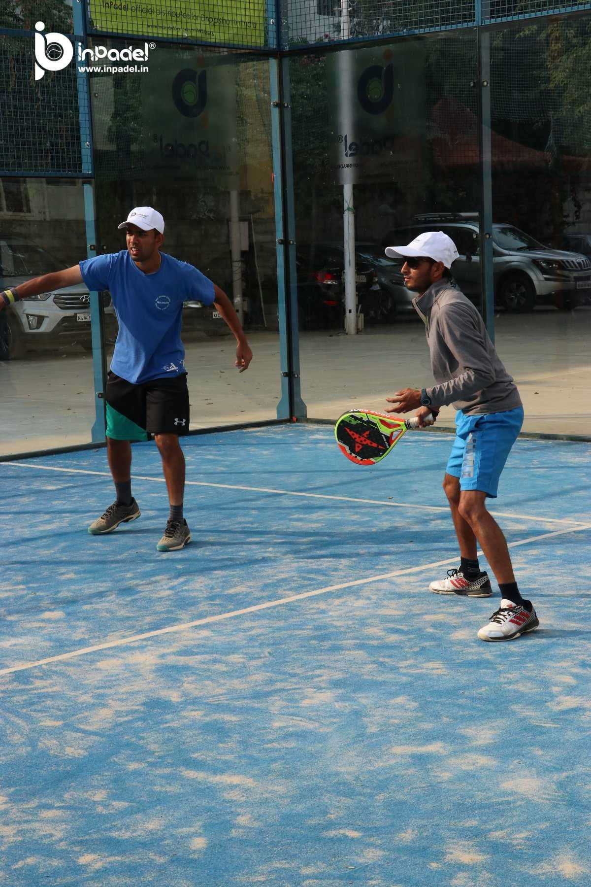 InPadel 1Yr Celebration of Padel in INDIA - Padel - Padel India (66)