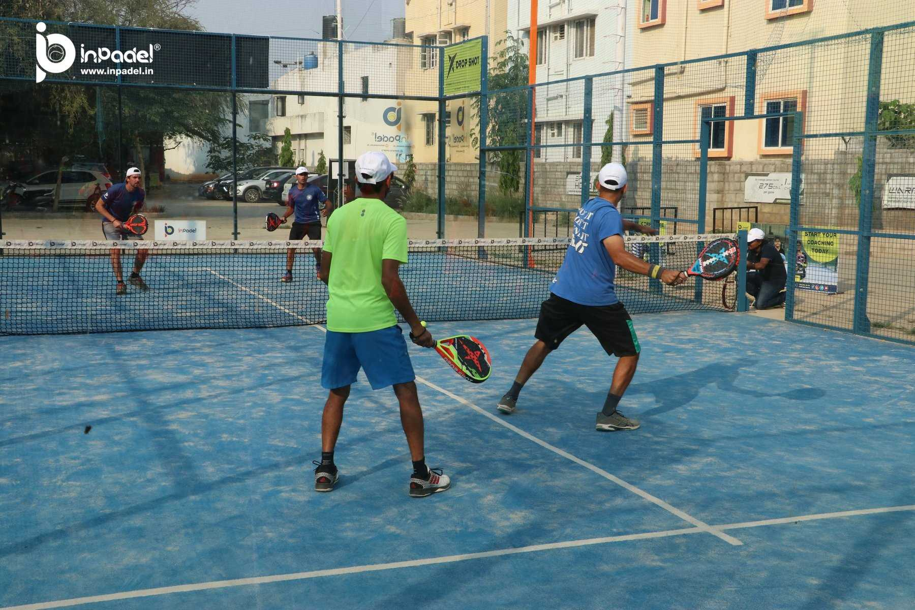 InPadel 1Yr Celebration of Padel in INDIA - Padel - Padel India (71)