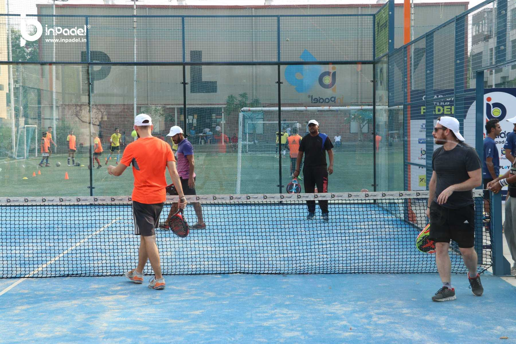 InPadel 1Yr Celebration of Padel in INDIA - Padel - Padel India (75)