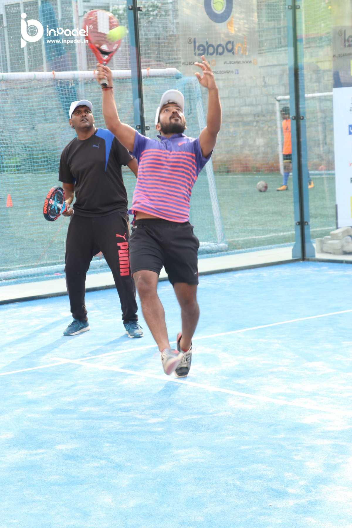 InPadel 1Yr Celebration of Padel in INDIA - Padel - Padel India (77)