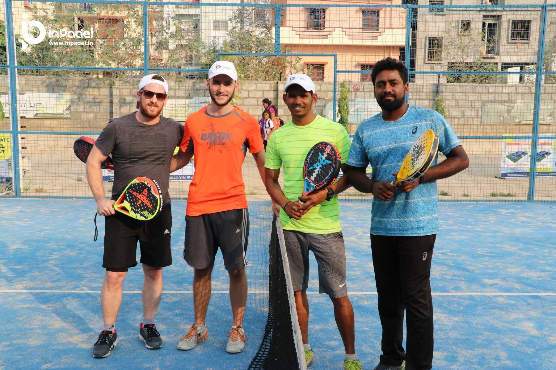 InPadel 1Yr Celebration of Padel in INDIA - Padel - Padel India (79)