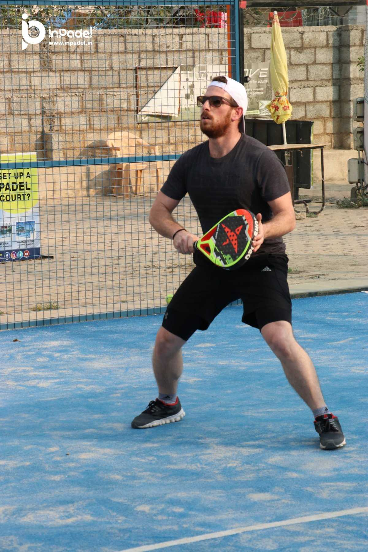 InPadel 1Yr Celebration of Padel in INDIA - Padel - Padel India (83)