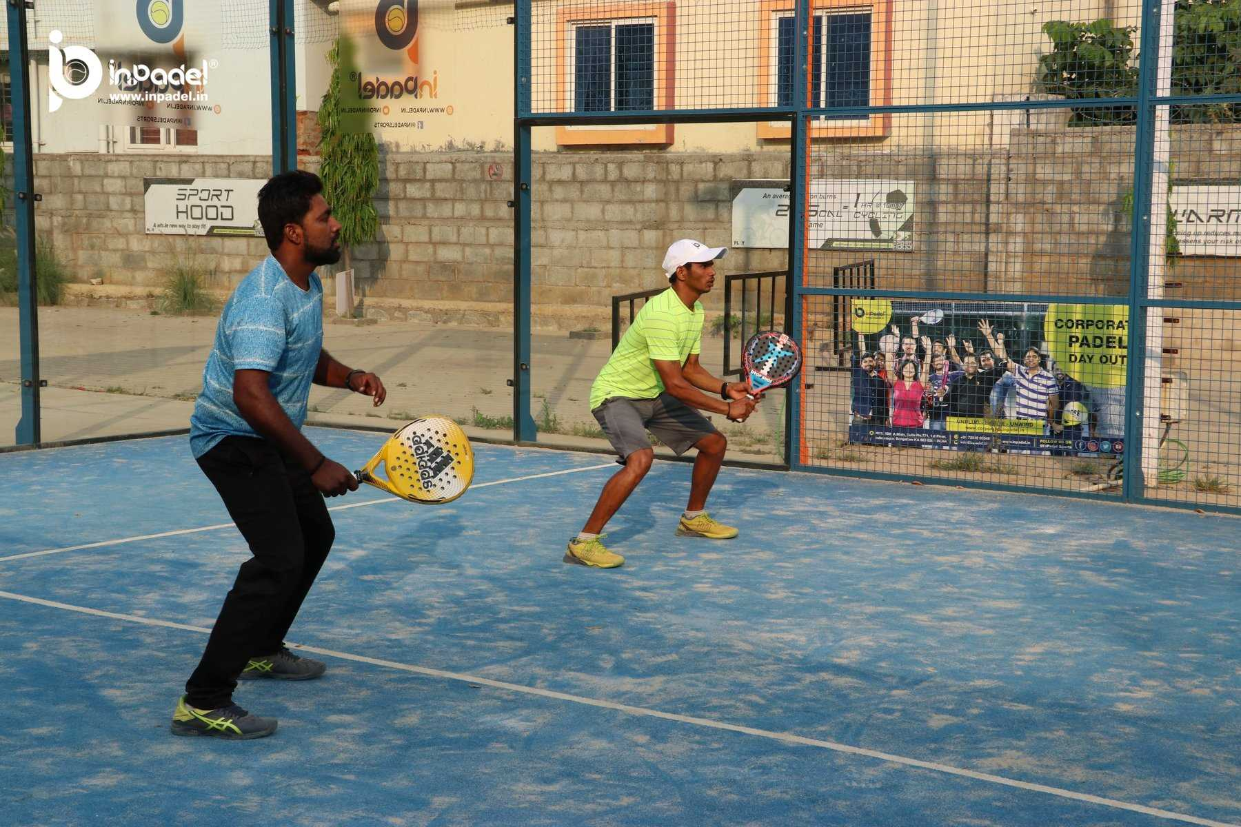 InPadel 1Yr Celebration of Padel in INDIA - Padel - Padel India (88)